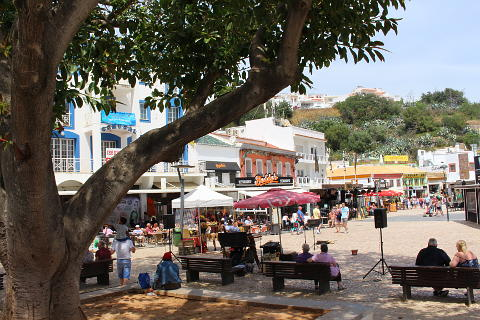 Photo of Albufeira (Algarve region)