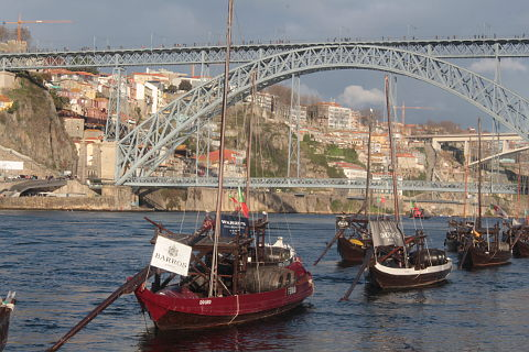Vila Nova de Gaia bridge